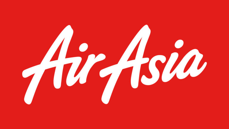 Image for Air Asia logotype by Rob Clarke