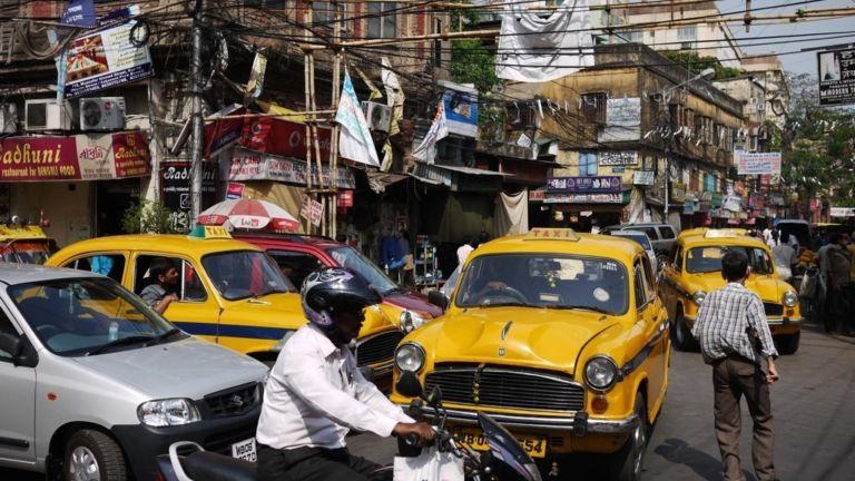 Image for One chapati, two chapati in Kolkata, India