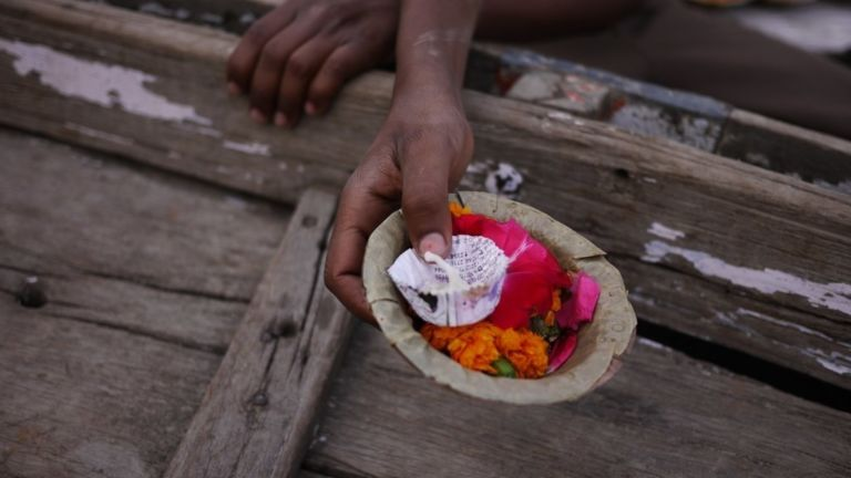 Image for The beating heart of the Hindu universe, Varanasi